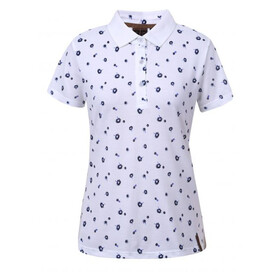 Icepeak Lucille Polo Mujer, nature white